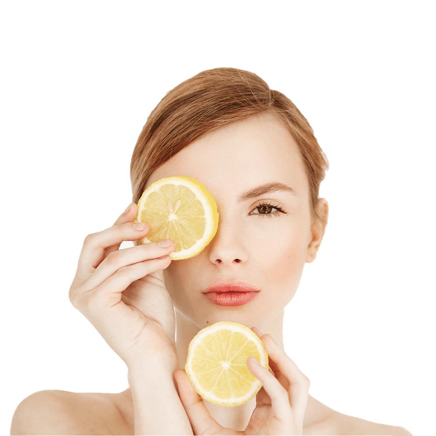תזונה נכונה ועור הפנים שלך